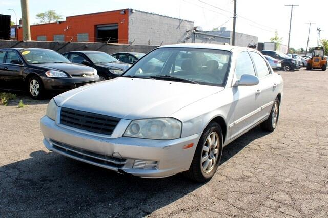 2001 Kia Optima 4dr Sdn LX Auto V6