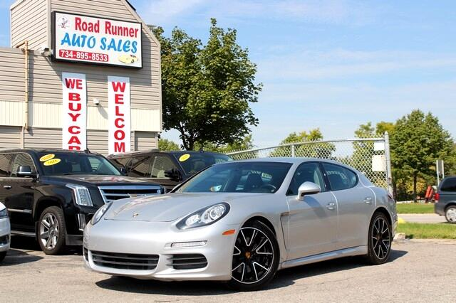 2014 Porsche Panamera 4dr HB