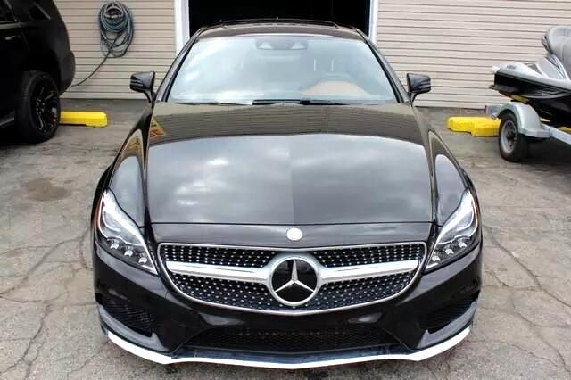 2015 Mercedes-Benz CLS-Class 4dr Sdn CLS 550 4MATIC