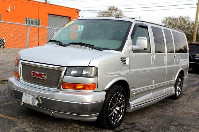 2011 GMC Conversion Van