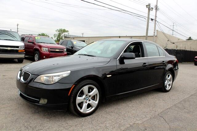 2008 BMW 5 Series 4dr Sdn 535xi AWD