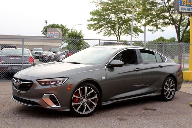 2018 Buick Regal Sportback 4dr Sdn GS AWD