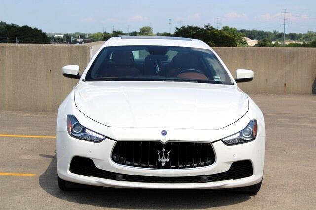 2018 Maserati Ghibli S Q4 3.0L
