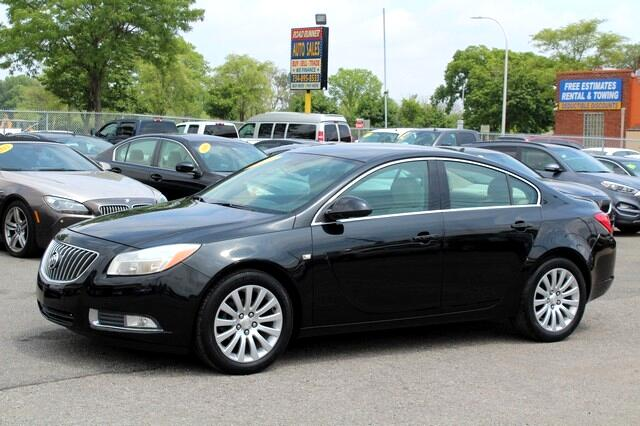 2011 Buick Regal 4dr Sdn CXL RL1 (Russelsheim) *Ltd Avail*