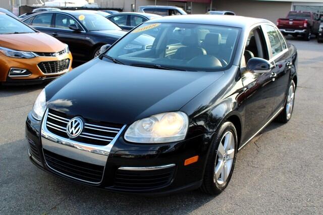2008 Volkswagen Jetta Sedan 4dr Man SE