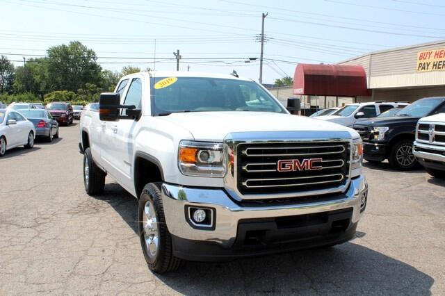 "GMC Sierra 2500HD 2WD Double Cab 158.1"" SLE 2019"