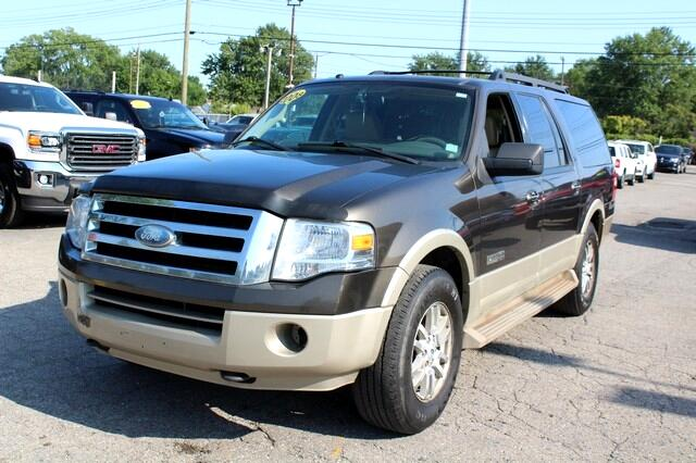 2008 Ford Expedition EL 4WD 4dr Eddie Bauer