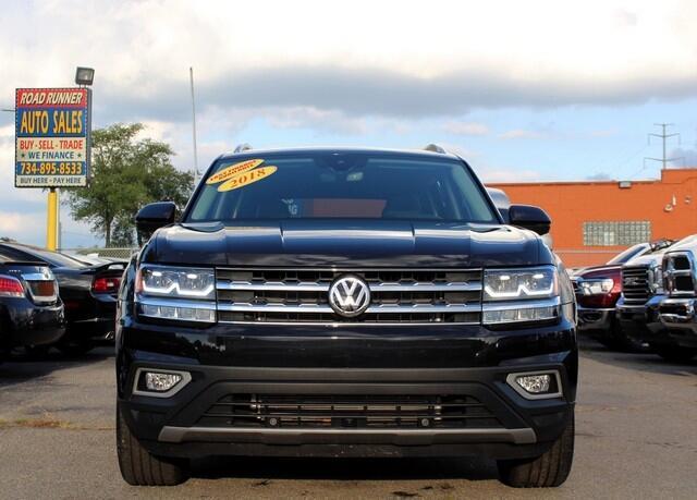 2018 Volkswagen Atlas 3.6L V6 SEL Premium 4MOTION