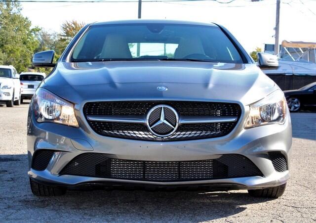 2016 Mercedes-Benz CLA 4dr Sdn CLA 250 4MATIC