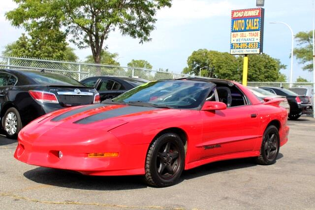 1996 Pontiac Firebird 2dr Cpe Formula