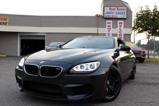 2014 BMW M6 2dr Cpe