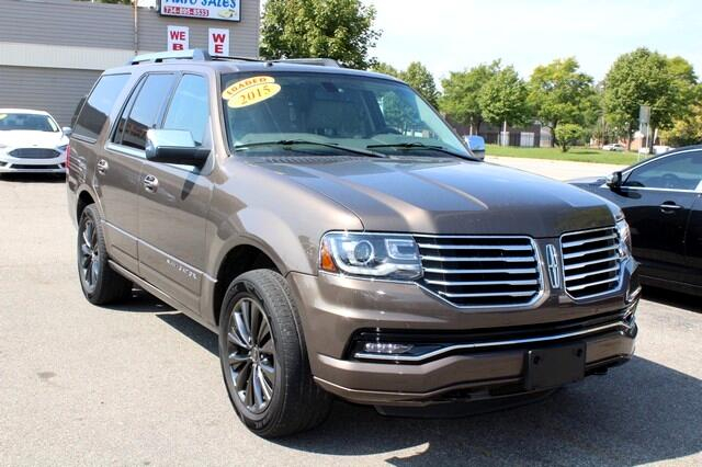 2015 Lincoln Navigator 4WD 4dr