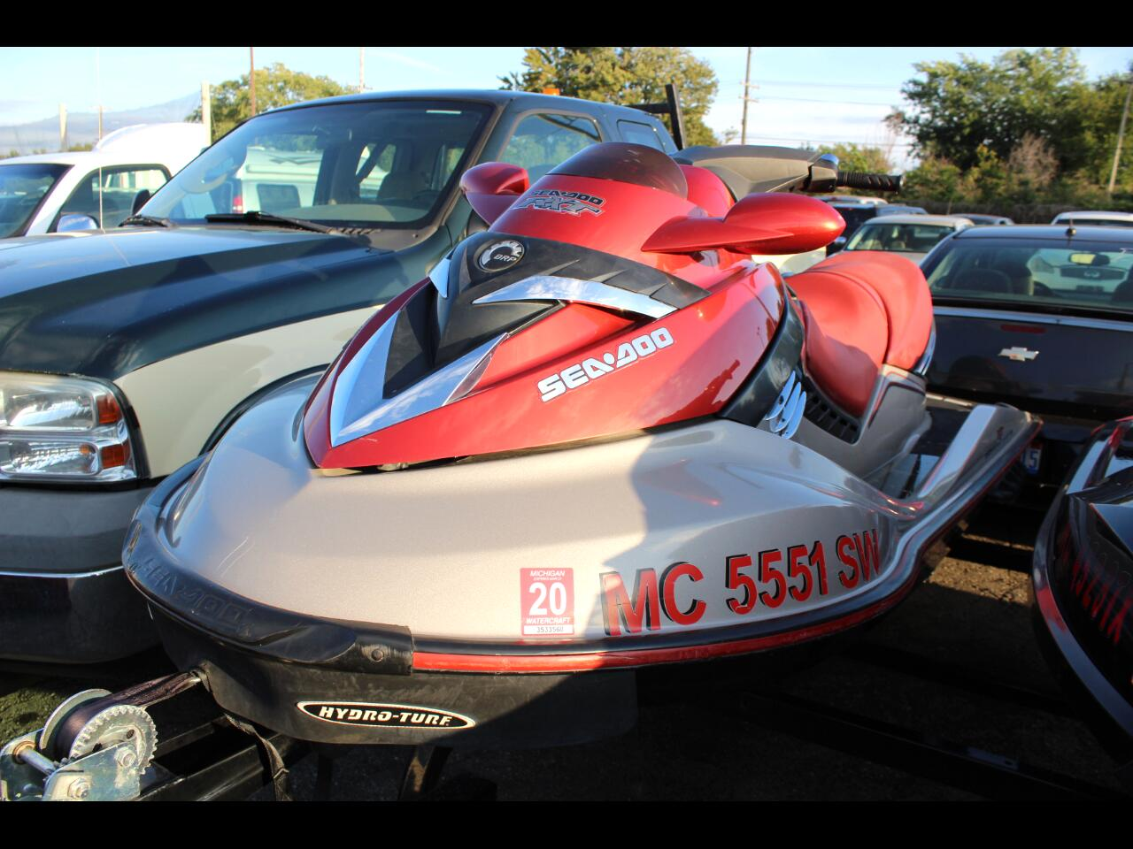 Sea-Doo RXT 215  2005