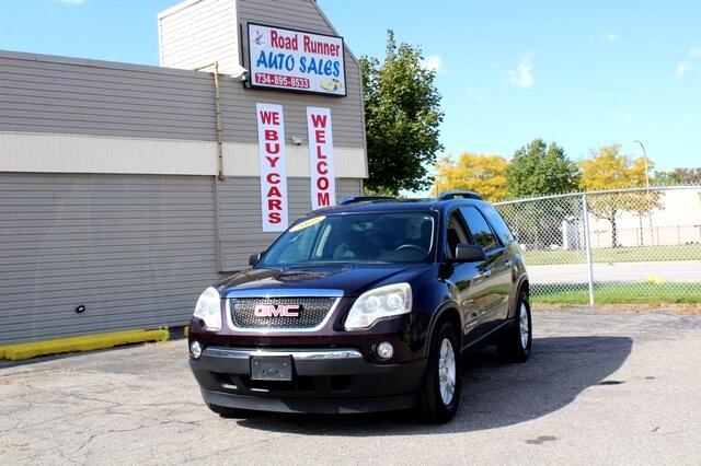 GMC Acadia FWD 4dr SLE1 2008