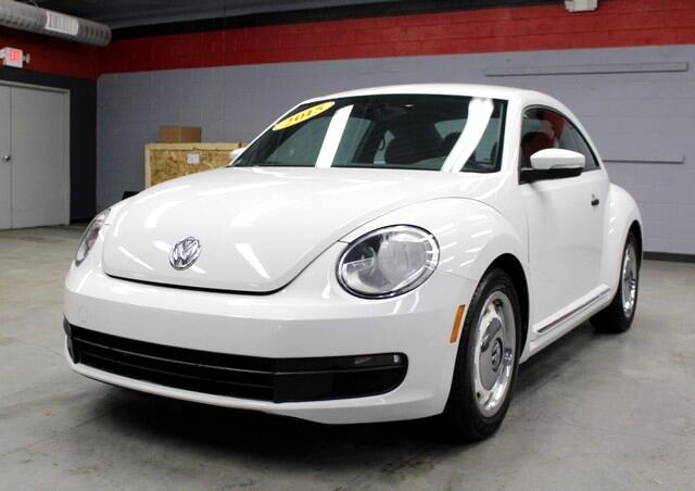 2015 Volkswagen Beetle 2dr Auto 1.8T Classic *Ltd Avail*