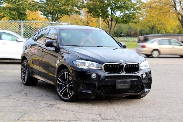 2015 BMW X6 M AWD 4dr
