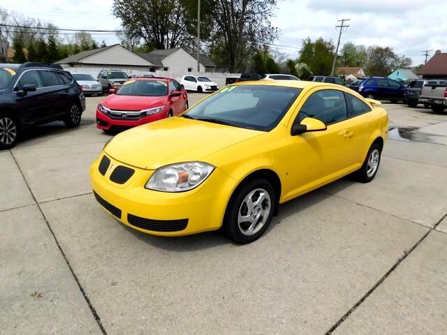 Pontiac G5 2dr Cpe 2007