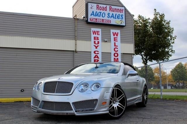 Bentley Continental GT 2dr Conv Speed 2010