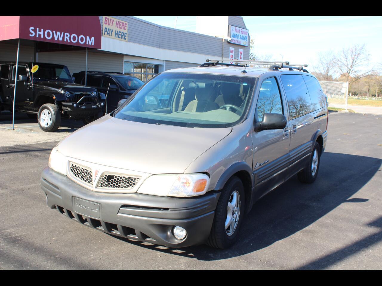 Pontiac Montana 4dr Ext WB w/1SE Pkg 2004
