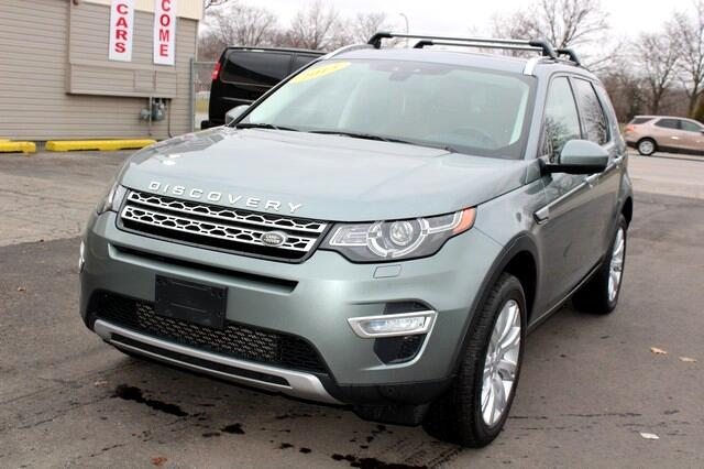 Land Rover Discovery Sport AWD 4dr HSE LUX 2015