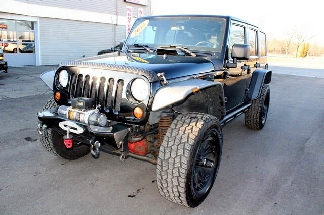 Jeep Wrangler 4WD 4dr Sport 2011