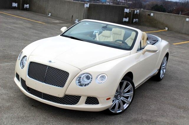 Bentley Continental GT 2dr Conv 2012