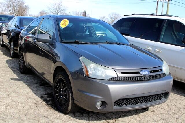 Ford Focus 2dr Cpe SES 2010