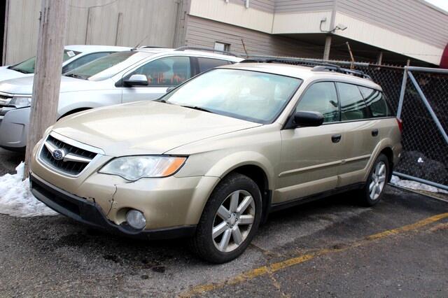 Subaru Outback (Natl) 4dr H4 Auto LL Bean w/Nav/VDC 2008