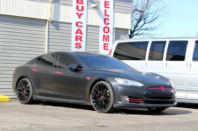 Tesla Model S 4dr Sdn Performance 2013