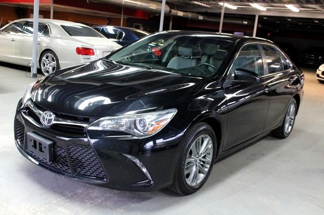 Toyota Camry 2014.5 4dr Sdn I4 Auto SE (Natl) 2015