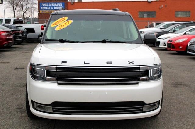 Ford Flex Limited EcoBoost AWD 2017