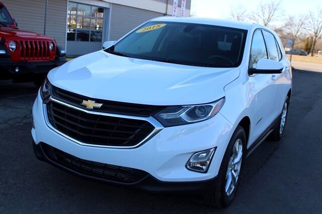 Chevrolet Equinox FWD 4dr LT w/2LT 2018
