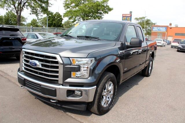 "Ford F-150 4WD SuperCab 145"" XLT 2017"
