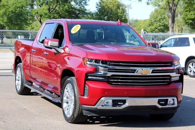 "Chevrolet Silverado 1500 4WD Crew Cab 157"" High Country 2019"