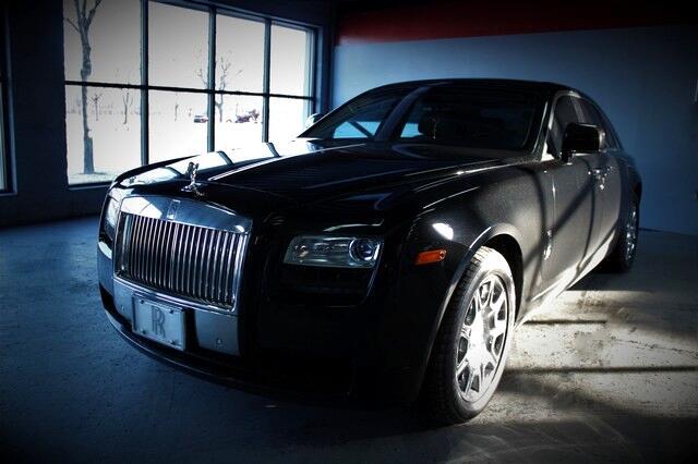 Rolls-Royce Ghost 4dr Sdn 2010