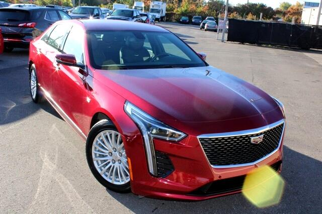 Cadillac CT6 4dr Sdn 2.0L Turbo Luxury RWD 2019