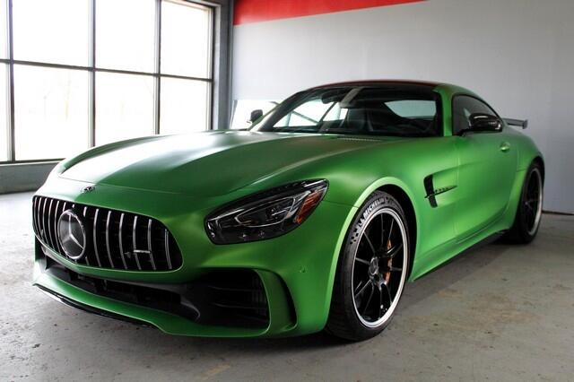 Mercedes-Benz AMG GT AMG GT R Coupe 2018