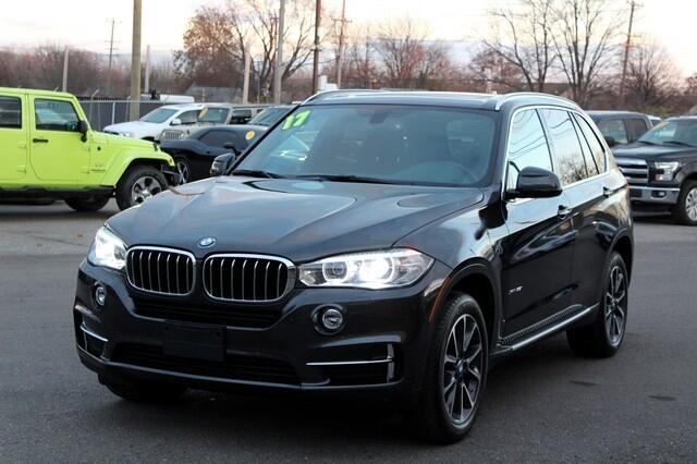 BMW X5 xDrive35i Sports Activity Vehicle 2017