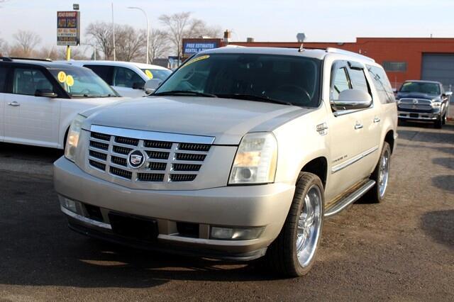 Cadillac Escalade ESV AWD 4dr 2007