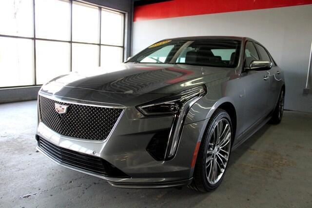 Cadillac CT6-V 4dr Sdn 2019