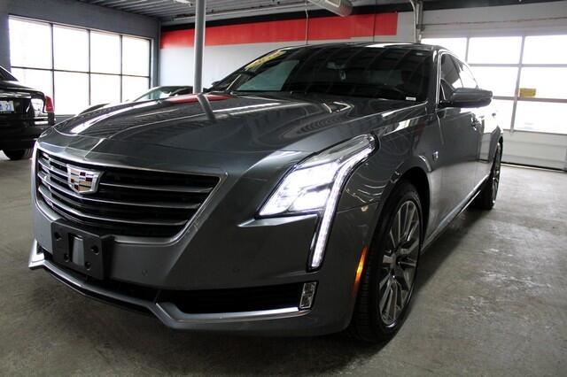 Cadillac CT6 4dr Sdn 3.0L Turbo Premium Luxury AWD 2018