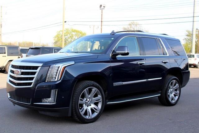 Cadillac Escalade 4WD 4dr Luxury 2017