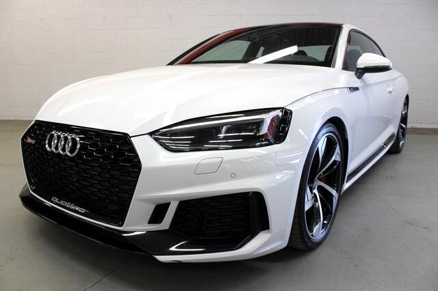 Audi RS 5 Coupe 2.9 TFSI quattro tiptronic 2018