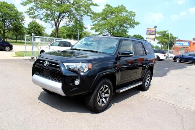 Toyota 4Runner TRD Off-road Premium 4WD 2020