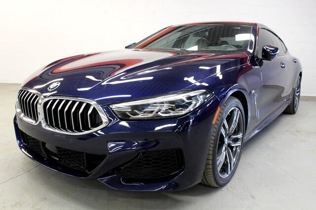 BMW 8 Series 840i xDrive Gran Coupe 2020