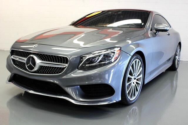 Mercedes-Benz S550  2017