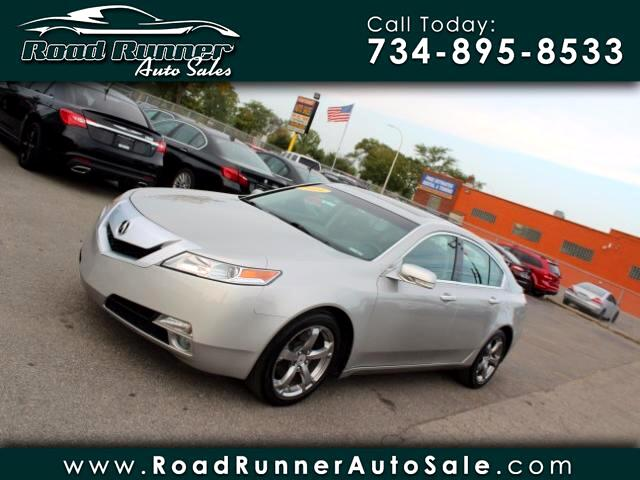 Acura TL 5-Speed AT SH-AWD with Tech Package 2011