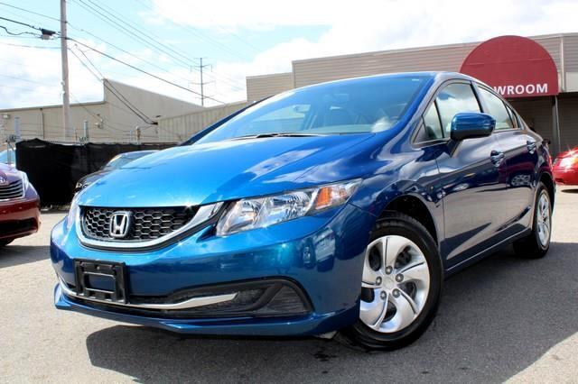 2015 Honda Civic LX Sedan CVT