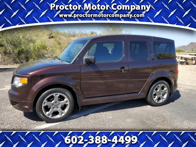 2007 Honda Element SC 2WD AT