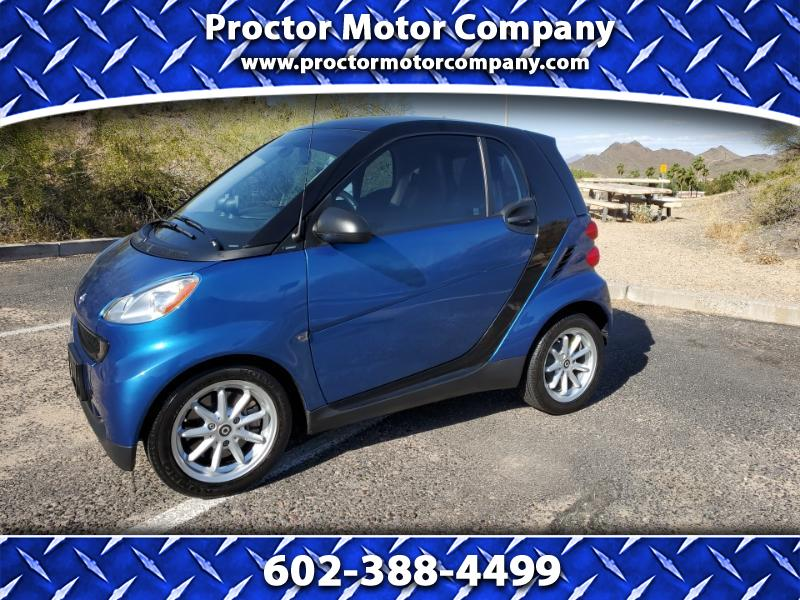 2009 smart Fortwo 2dr Cpe Passion